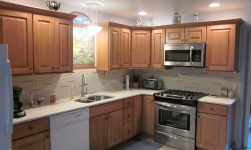 After, Penfield Kitchen Remodel